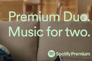 Spotify 推出全新「Premium Duo」訂閱方案! 兩人每月 198 元