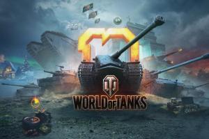 《戰車世界》10 週年紀念章節登場!推出限時 7 對 7 戰鬥模式
