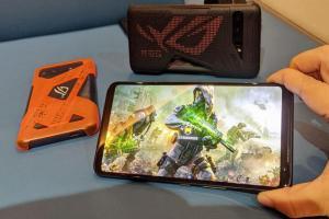 華碩新旗艦 ROG Phone 3 喇叭音效有多強?登DxOMark 榜單第二名