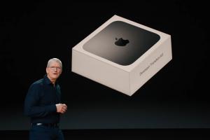 擊敗 Intel 處理器!蘋果搭載 ARM 晶片的 Mac 跑分流出
