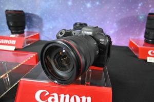 Canon 無反新機皇 EOS R5 月底開賣!台灣上市價格出爐