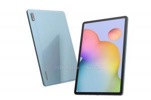 外型神似 iPad Pro? Galaxy Tab S7 / S7+ 螢幕規格曝光