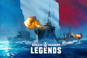 迎接一週年!《戰艦世界:傳奇》發表最新版本、法國驅逐艦首亮相