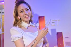 影/LG Velvet「蛋糕機」登台!3 大全新設計挑戰最美 5G 手機