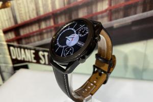 三星全新智慧手錶 Galaxy Watch 3 登場!實體轉盤瘦一圈造型更時尚