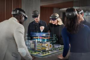 微軟「虛擬頭戴」HoloLens2 正式登台!定價估超過台幣 10 萬