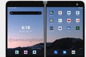 微軟「新手機」細節大曝光!定價 4.1 萬、將隨附手寫筆