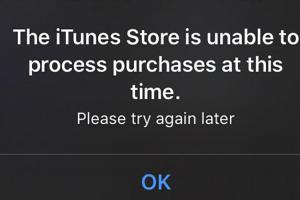蘋果 iOS 爆詭異 Bug!安裝 App 狂跳 iTunes 錯誤訊息