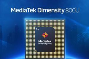 聯發科再推搶攻 5G 晶片!發表天璣 800U 手機處理器