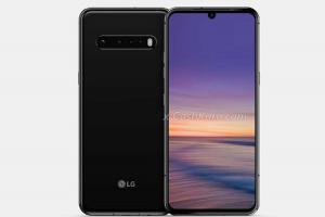 新世代設計首款新品?LG Q92 中階手機諜照曝光