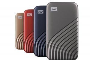 WD 推出新款 My Passport SSD!最高容量達 2TB