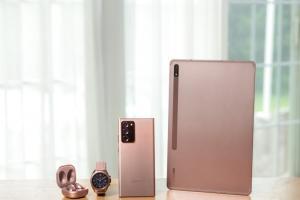 三星頂規旗艦Note 20 Ultra、旗艦平板Galaxy Tab S7 傳綠螢幕災情