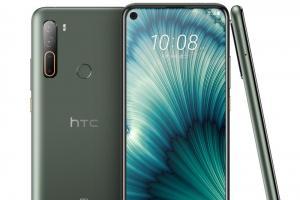 U20 終於來了!HTC 首款 5G 手機本週正式開賣