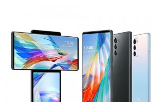 LG 發表獨特「旋轉雙螢幕」手機 Wing!自帶穩定器功用
