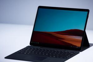 再戰 ARM 架構筆電!微軟新一代 Surface Pro X 傳有 2 大升級