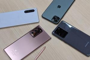 台灣熱銷手機榜單出爐!最熱賣5G手機是它、紅米跌出前十大品牌