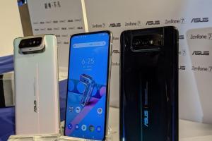 Asus 中階手機成絕響?華碩將以ZenFone與ROG高階旗艦為主力