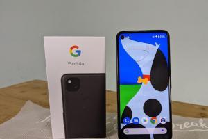 Google 歷代最高CP值 Pixel 4a 開箱實測!相機跟iPhone SE 比誰最厲害?