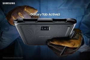 耐摔1.5公尺、支援手寫筆!三星新一代「三防」平板 Galaxy Tab Active 3登場