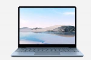 新款輕薄筆電登場!微軟公布 Surface Laptop Go 新筆電