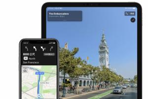 追上 Google!蘋果「地圖」新增台灣火車、公車即時資訊