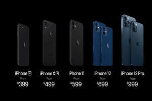 蘋果新 iPhone 全系列瘦身有成!歷代最大 6.7 吋卻更輕薄
