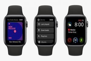 安卓粉哭哭!YouTube Music 率先登陸Apple Watch