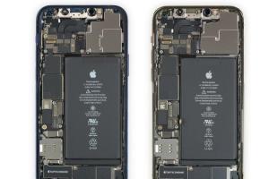 拆解揭秘!蘋果 iPhone 12、iPhone 12 Pro「幾乎是同一台」
