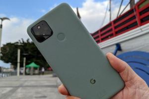 CP值高在哪?Google 首款超輕薄5G手機Pixel 5 開箱實測