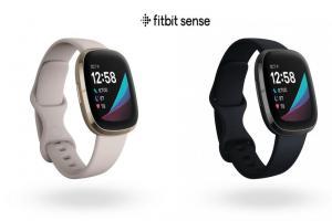 主打壓力管理、相對血氧!Fitbit 兩款高階智慧手錶在台上市