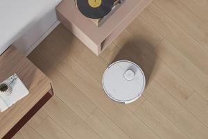 居家掃除防疫超省力!科沃斯新款掃地機器人「掃、拖、除菌」三合一