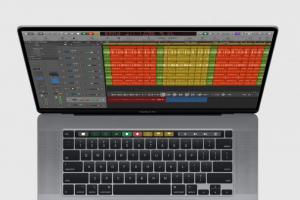 MacBook 筆電內建的「觸控列」將有特異技能!蘋果最新專利曝光