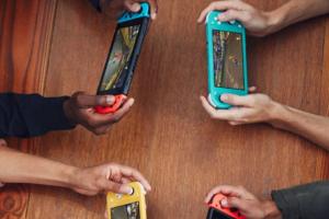 「轉彎」確認可以做!任天堂公布 Switch 消毒指南