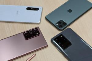 蘋果退居第四!全球前五大手機品牌最新市佔排名出爐