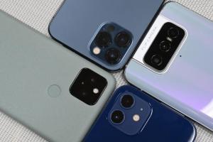 百萬網友「盲測」16 款旗艦相機!iPhone 首輪竟出局、華碩「它」奪冠