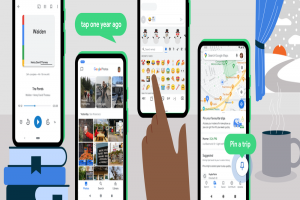 安卓版 AirDrop 升級了!Google 推出 6 大新功能