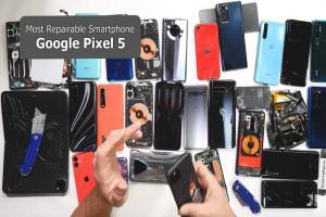 2020年度哪一款手機最耐用、最易維修?Google 兩款手機上榜
