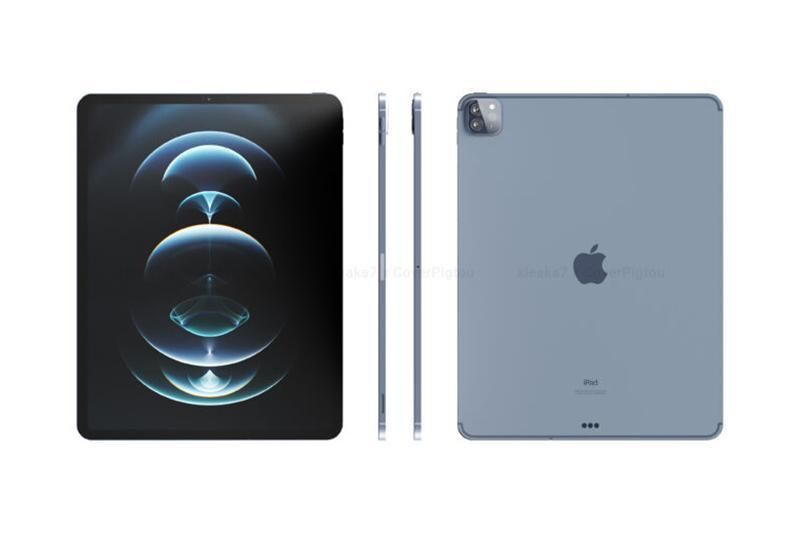 新一代 iPad Pro 渲染圖流出!外型不變、規格卻大升級