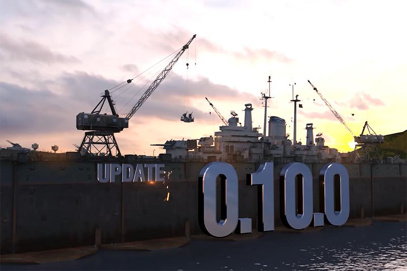 《戰艦世界》發表新年版本登場!推出《西遊記》戰艦、指揮官
