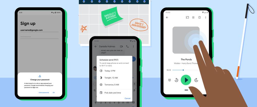 簡訊、Google 助理都升級了!Android 迎接 6 大新功能