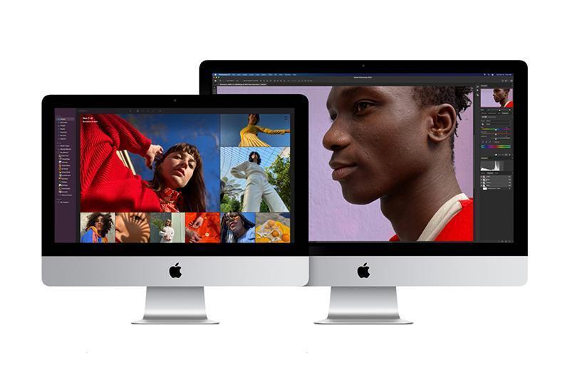 蘋果大改版 iMac 設計首曝光!像超大 iPad、還有 5 種配色
