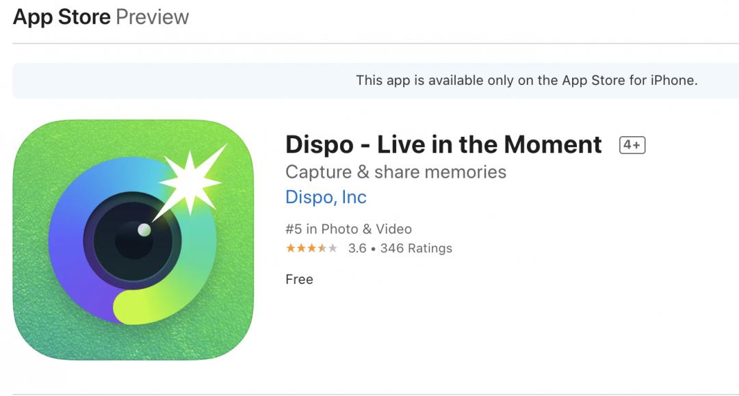 又要搶邀請碼了!爆紅底片相機 App「Dispo」怎麼玩?