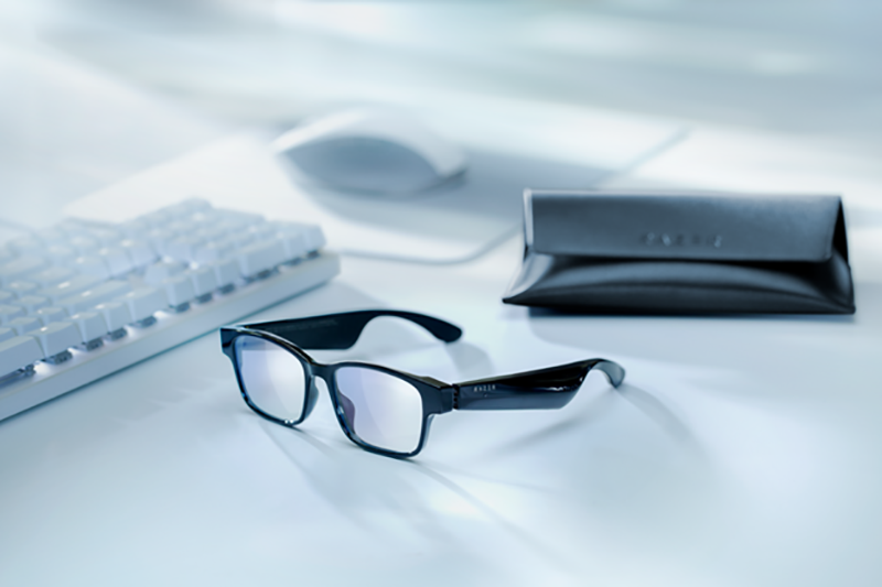 不只能聽音樂、還防藍光!雷蛇發表首款 Anzu 智慧眼鏡