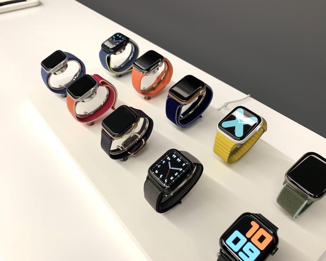 Appel Watch 還是沒有對手?智慧手錶 5 大品牌市占排名出爐