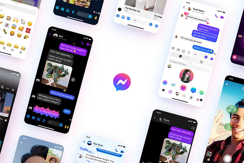 臉書旗下第 3 款!Messenger 安卓下載量破 50 億次