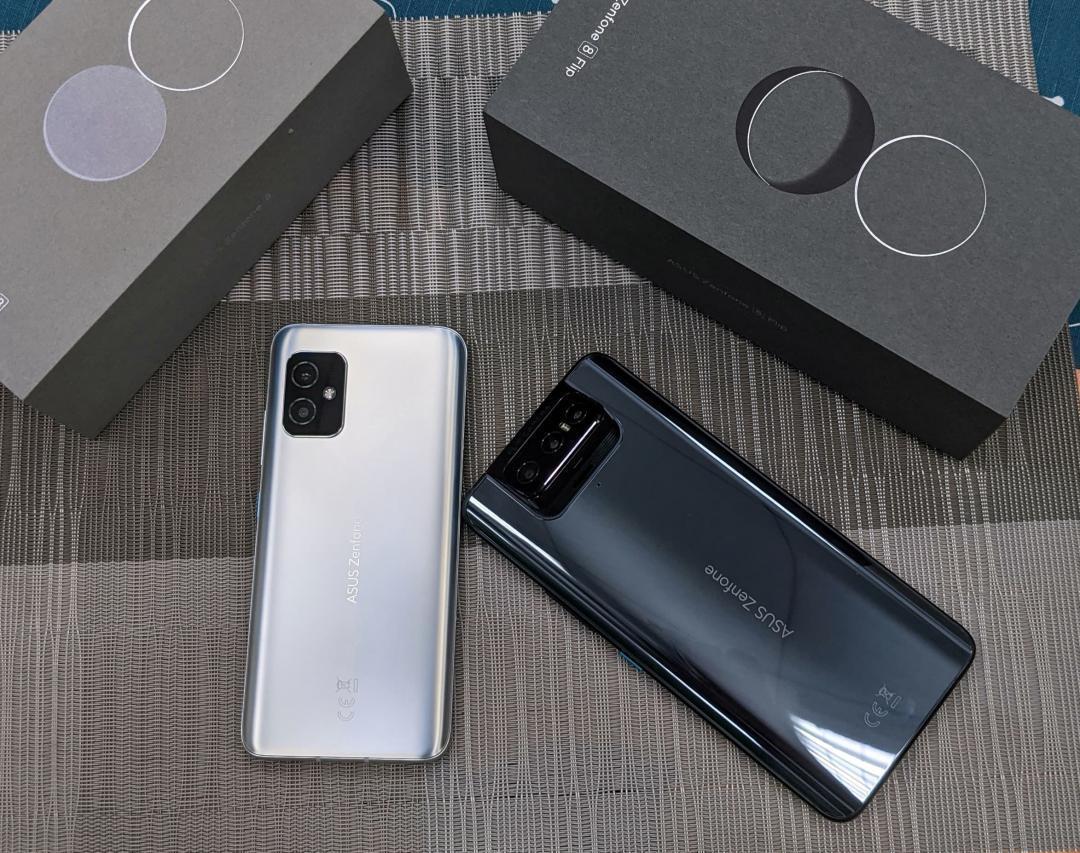 華碩  ZenFone 8 正式亮相!相比前代有 6 好 2 壞