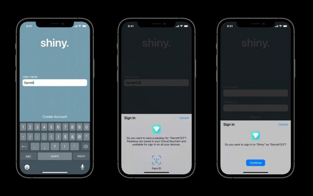 蘋果立下目標!未來將「取消密碼」由兩技術取代
