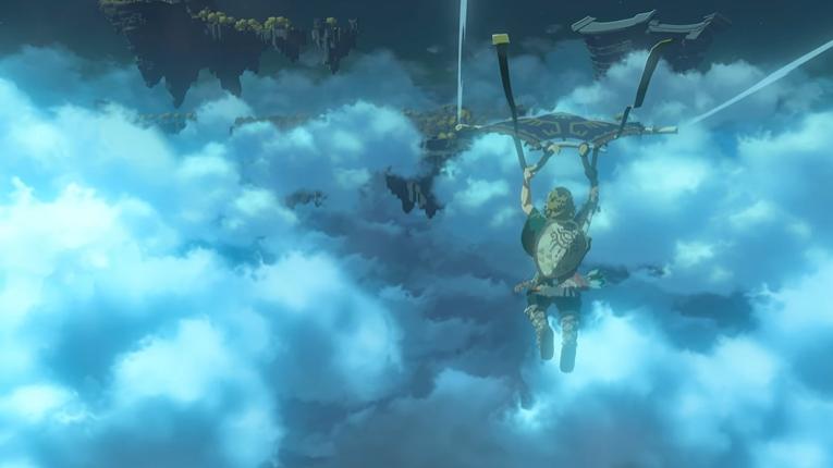 E3 電玩展/任天堂重磅發表!《薩爾達傳說 曠野之息》續作畫面首度公開