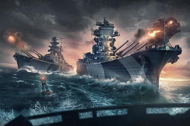 開放德國驅逐艦!《戰艦世界》推出全新限時戰鬥模式