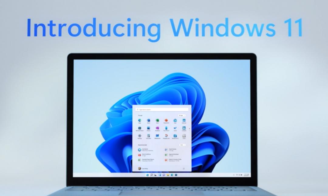 微軟發表會 Windows 11 正式登場!4 大亮點介面大改、支援 Android App